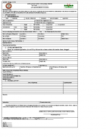 Unified Application Form
