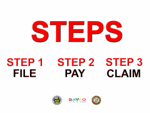 One Stop Shop Renewal of Mayor's permit 2020